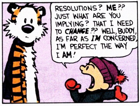 effective New Year's resolutions