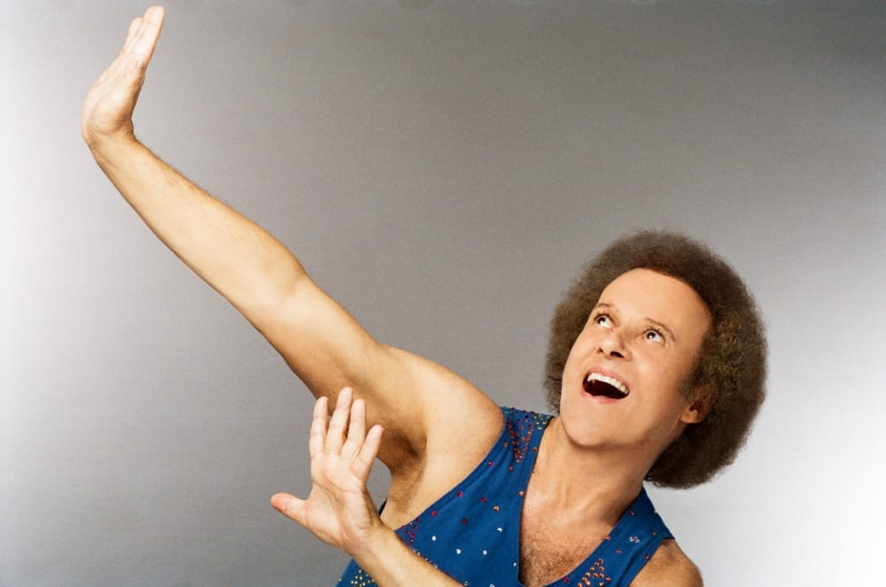 richard simmons youtube