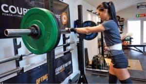 RW 129: Women & Weight Lifting with Courtney Ustrzycki