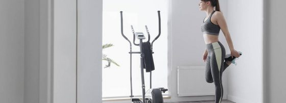 budget elliptical trainer
