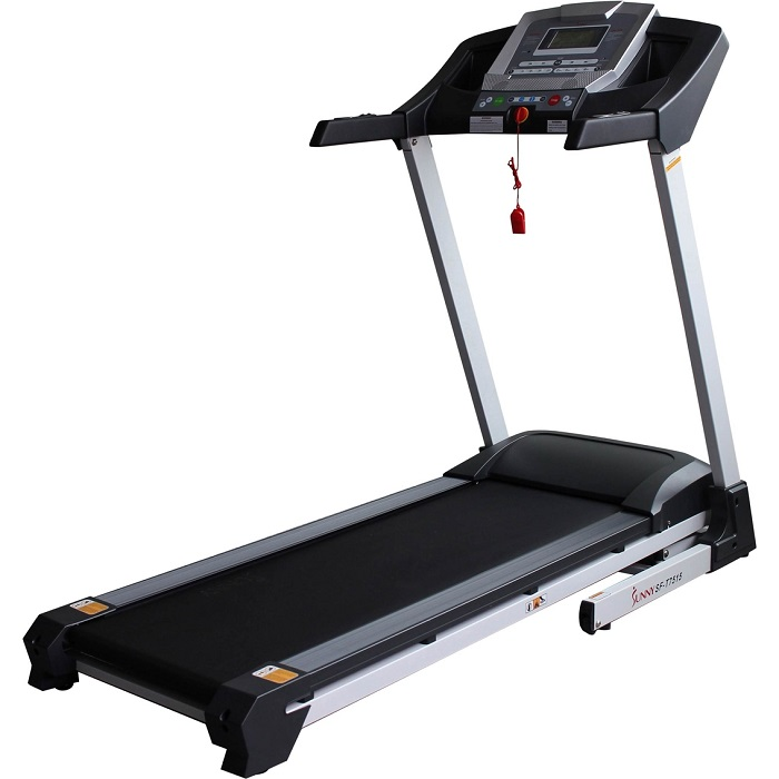 Sunny Health Fitness SF-T7515 Smart Treadmill