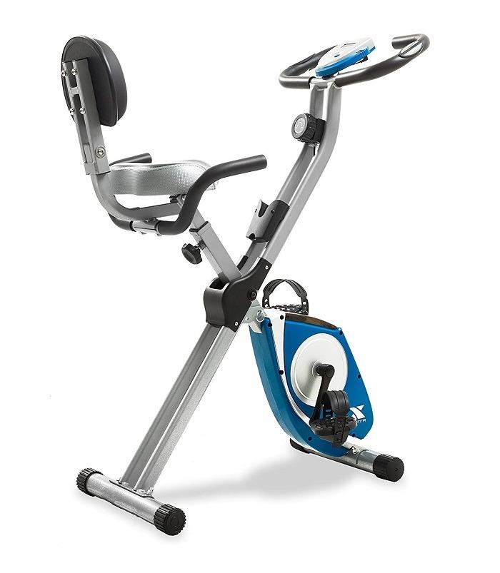 XTERRA Fitness F350 Portable Exercise Bike